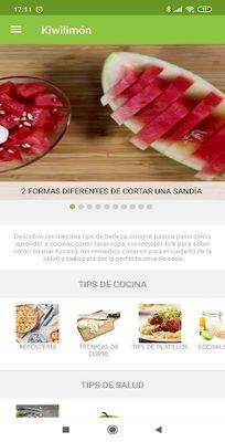 Kiwilimón Recipes Screenshot Apk 7