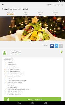 Kiwilimón Recipes Screenshot Apk 4