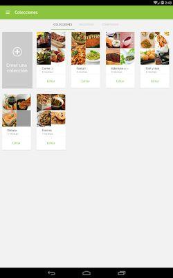 Kiwilimón Recipes Screenshot Apk 3