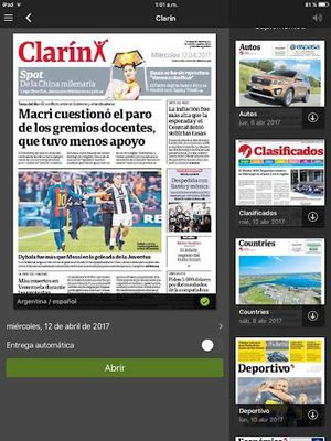Image 3 of Kiosco Clarín