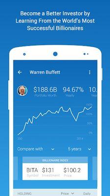 iBillionaire: Investment Ideas Screenshot Apk 2
