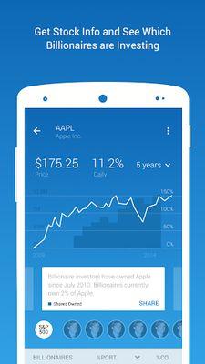 iBillionaire: Investment Ideas Screenshot Apk 1