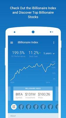 iBillionaire: Investment Ideas Screenshot Apk 0