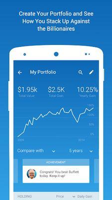 iBillionaire: Investment Ideas Screenshot Apk 3