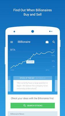 iBillionaire: Investment Ideas Screenshot Apk 4