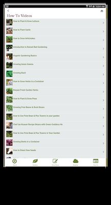 Image 4 of Garden Time Planner by Burpee