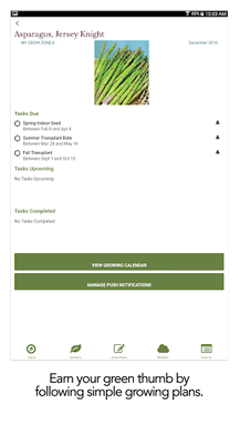 Image 18 of Garden Time Planner by Burpee