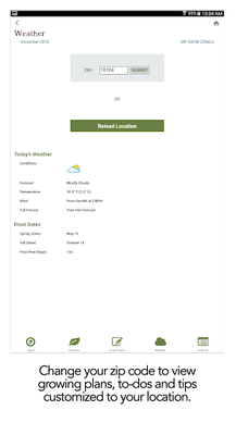 Image 19 of Garden Time Planner by Burpee
