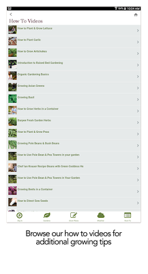 Image 20 of Garden Time Planner by Burpee