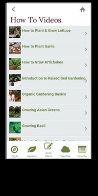 Image 11 of Garden Time Planner by Burpee