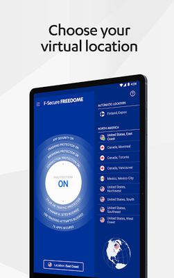 Image 5 of F-Secure Freedome VPN
