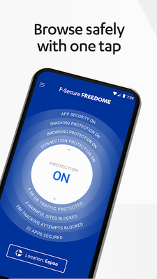 Image 15 of F-Secure Freedome VPN