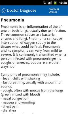 Image 2 of Doctor Diagnose Symptoms Check