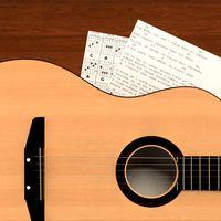 Biểu tượng Guitar Songs