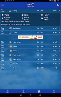 KIRO 7 Weather Image