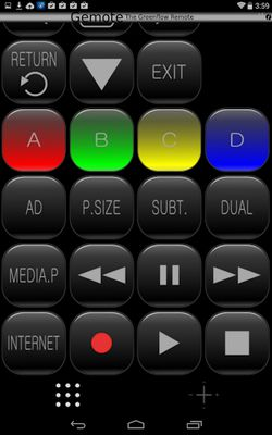 Gemote Image - Samsung remote