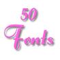 Fontes para FlipFont 50 #6