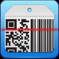 Biểu tượng Máy quét mã vạch và QR