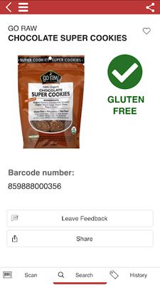 Image 2 of The Gluten Free Scanner