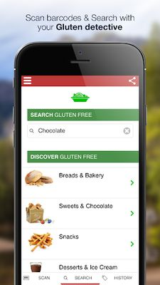 Image 1 of The Gluten Free Scanner