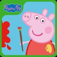 Ícone do PEPPA'S PAINTBOX