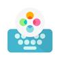 Fleksy клавиатура GIF + emoji
