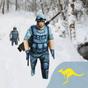 montanha Sniper tiroteio 3D