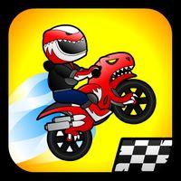 Motocross Saurus Simgesi