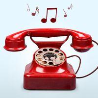 Eski Telefon Sesi Simgesi