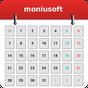 Calendário Moniusoft