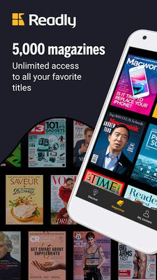 Image 8 of Readly - Read Unlimited Digital Magazines