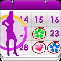 Ícone do Meu Period Tracker/ Calendário