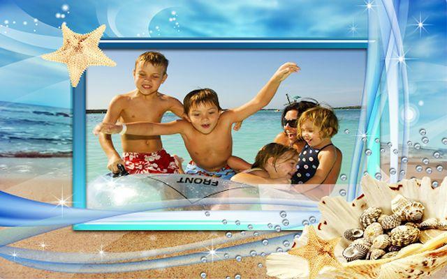 Image 5 of Summer photo frames