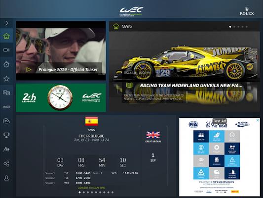 Image 11 of World Endurance Championship®
