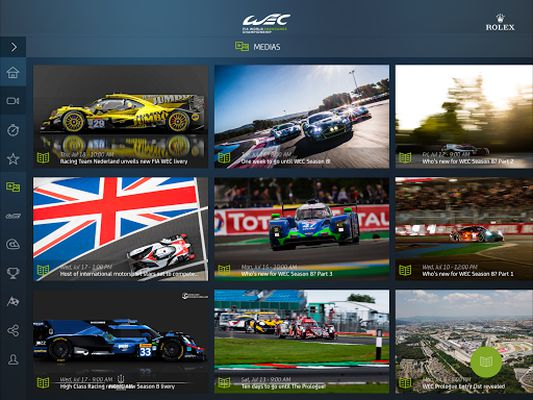 Image 3 of World Endurance Championship®