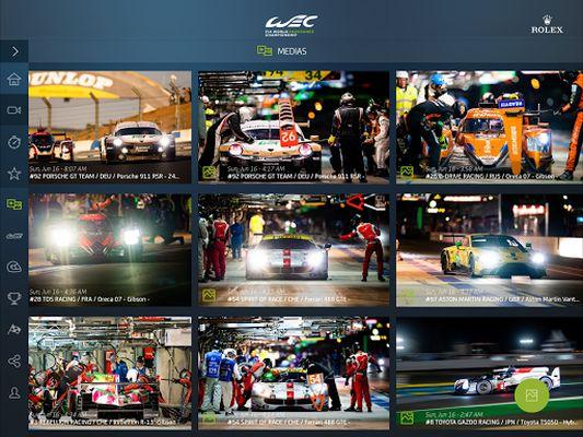 Image 2 of World Endurance Championship®