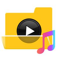 Icône de Dossier de musique (MP3)