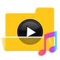 Leitor de música da pasta(MP3)