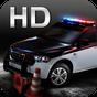 Aparcamiento Policía 3D HD