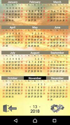 Image 6 of Calendar Paint