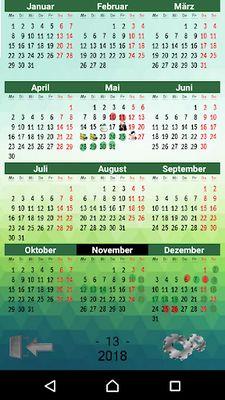Image 4 of Calendar Paint