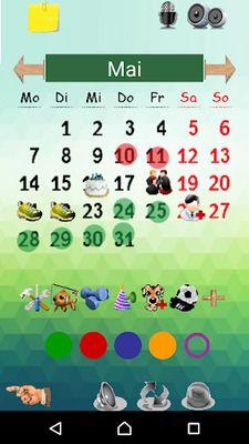 Image 3 of Calendar Paint