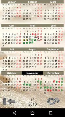 Image 2 of Calendar Paint