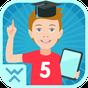 Zanimashki interactive educational activity books