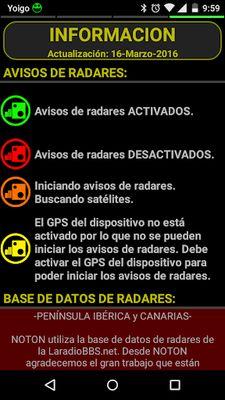 Image 5 of NOTON radar warning device