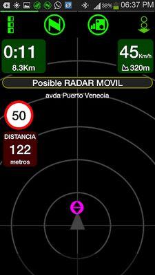 Image 4 of NOTON radar warning device