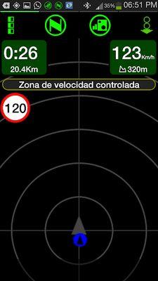 Image 3 of NOTON radar warning device