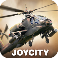 GUNSHIP BATTLE : Helicopter 3D Icon