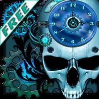 Ícone do Steampunk Clock Free Wallpaper