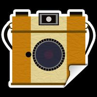 Ícone do StickIt! - Photo Sticker Maker